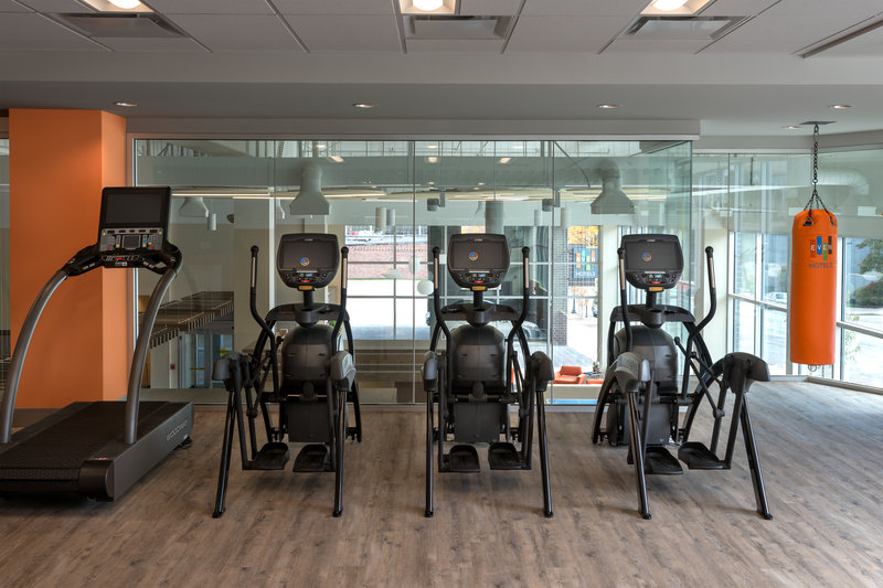 Holiday Inn Express & Suites Ann Arbor-Have a great workout in our new fitness studio - coming soon!<br/>Image from Leonardo