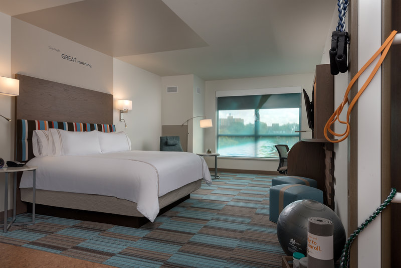 Holiday Inn Express & Suites Ann Arbor-Coming soon, all guest rooms will be renovated!<br/>Image from Leonardo