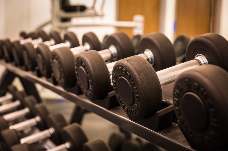 Holiday Inn Express & Suites Ann Arbor-EVEN Hotel Ann Arbor features best-in-class workout equipment.<br/>Image from Leonardo