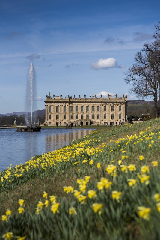Holiday Inn Express Sheffield City Centre-Chatsworth in the Spring<br/>Image from Leonardo