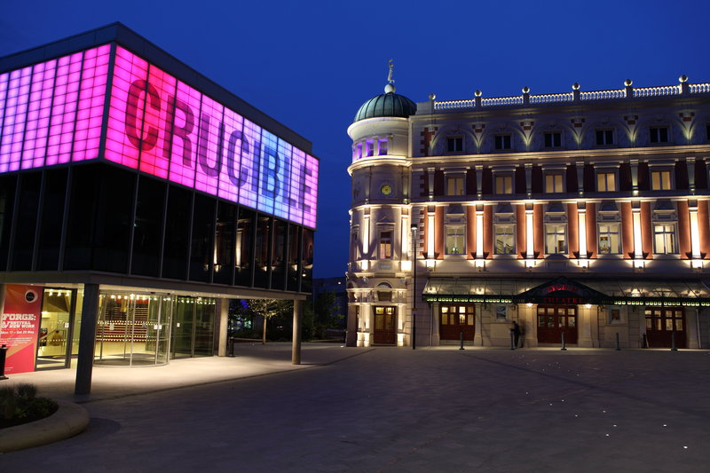 Holiday Inn Express Sheffield City Centre-Sheffield Theatres<br/>Image from Leonardo