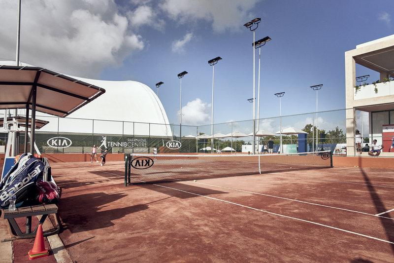 TRS Coral - Rafa Nadal Tennis Center <br/>Image from Leonardo