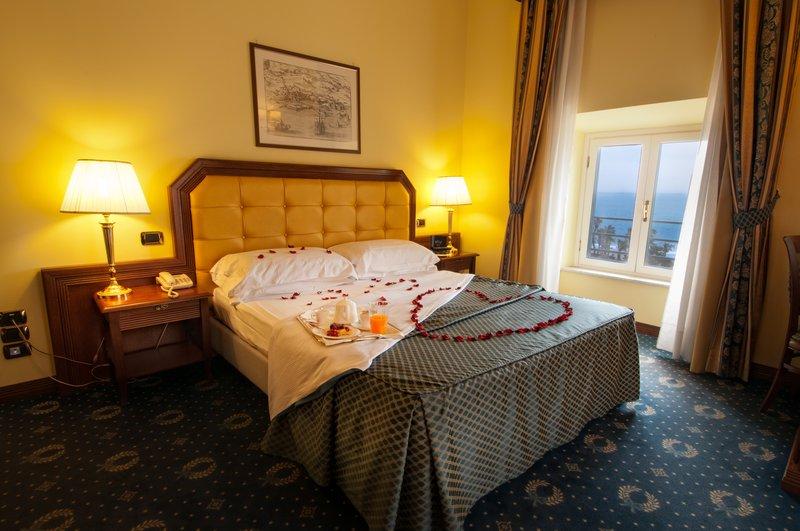 Hotel San Giorgio-guest room<br/>Image from Leonardo