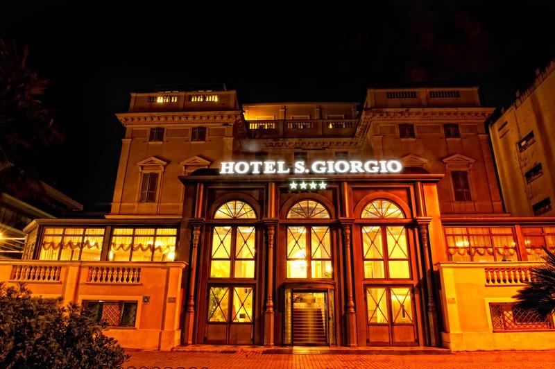 Hotel San Giorgio-Hsg Esterno<br/>Image from Leonardo