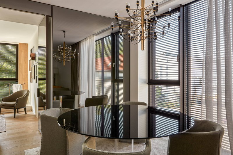 Autograph Collection Roomers Baden-Baden-Suite - Dining Area<br/>Image from Leonardo