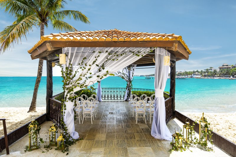 Panama Jack Resorts Playa del Carmen - Panama Jack Resorts Playa Del Carmen Wedding Gazebo <br/>Image from Leonardo