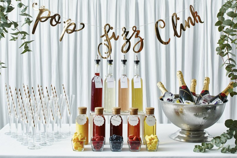 Marriott Glasgow-Catering - Bubbly Bar<br/>Image from Leonardo