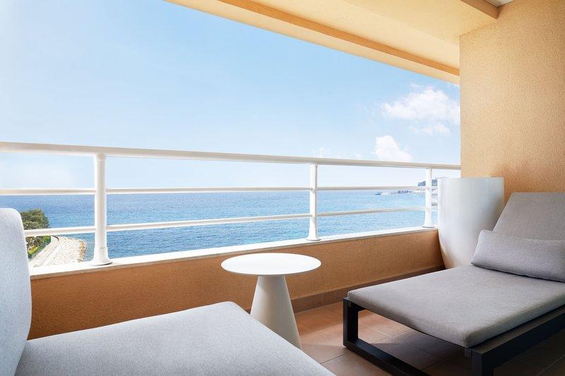Le Meridien Beach Plaza-Horizon Suite Balcony<br/>Image from Leonardo