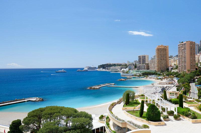Le Meridien Beach Plaza-Guest Room - Monaco And Sea View<br/>Image from Leonardo