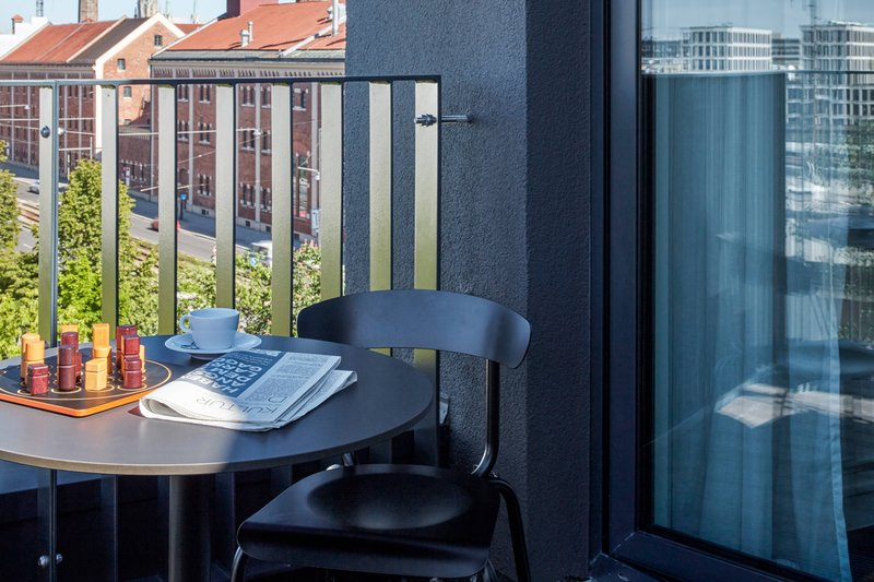 Autograph Collection Roomers Munich-Superior Premium Room - Balcony<br/>Image from Leonardo