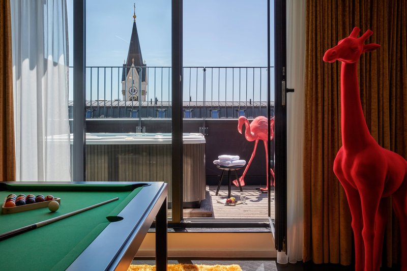 Autograph Collection Roomers Munich-Roomers Suite - Balcony<br/>Image from Leonardo
