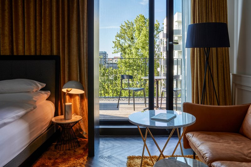 Autograph Collection Roomers Munich-Superior Premium Suite<br/>Image from Leonardo