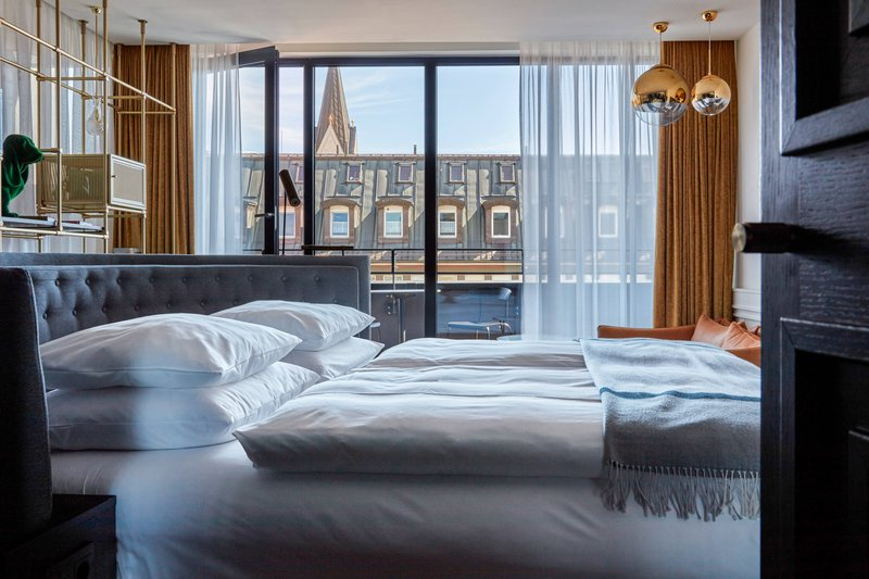 Autograph Collection Roomers Munich-Deluxe Suite - City View<br/>Image from Leonardo