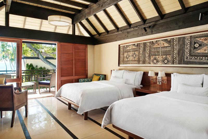 Tropica Island Resort-Double/Double Ocean View Guest Room<br/>Image from Leonardo