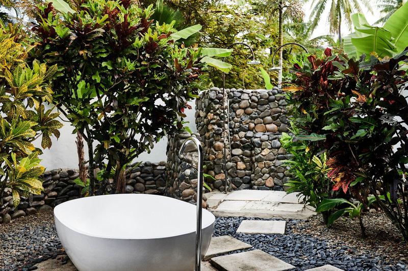 Tropica Island Resort-Heavenly Spa - Outdoor Bath<br/>Image from Leonardo