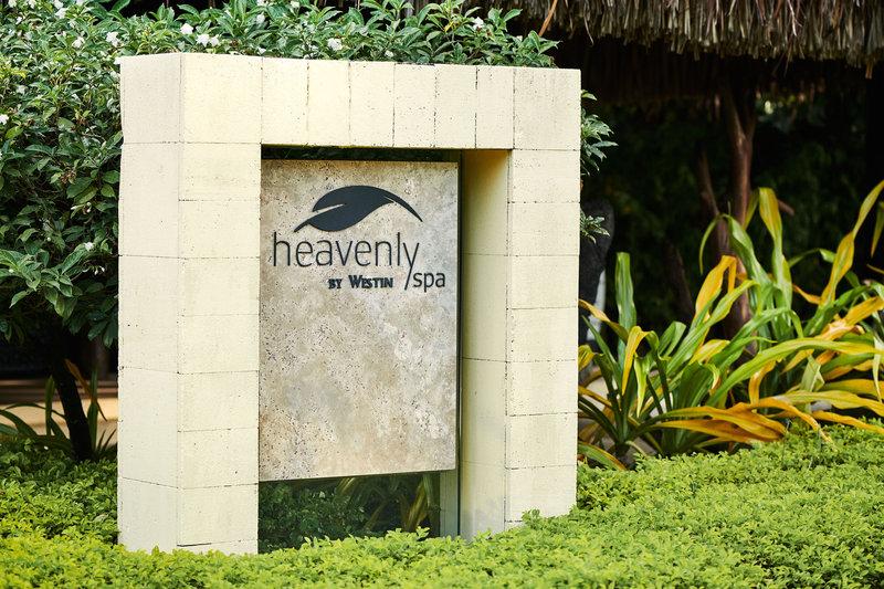 Tropica Island Resort-Heavenly Spa - Sign<br/>Image from Leonardo