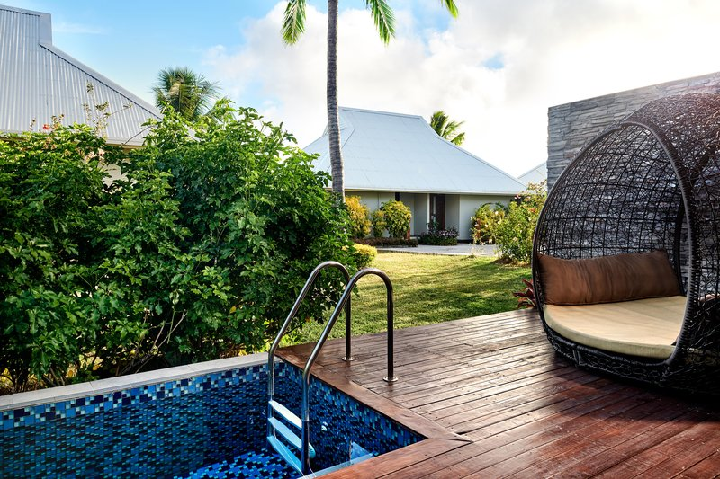Musket Cove Island Resort-Ocean View Retreat Room - Plunge Pool<br/>Image from Leonardo