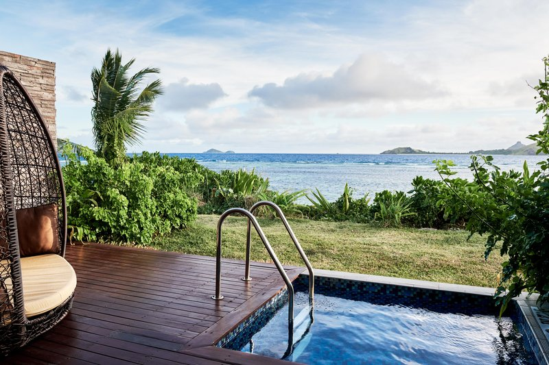 Musket Cove Island Resort-Beach Front Retreat - Plunge Pool<br/>Image from Leonardo