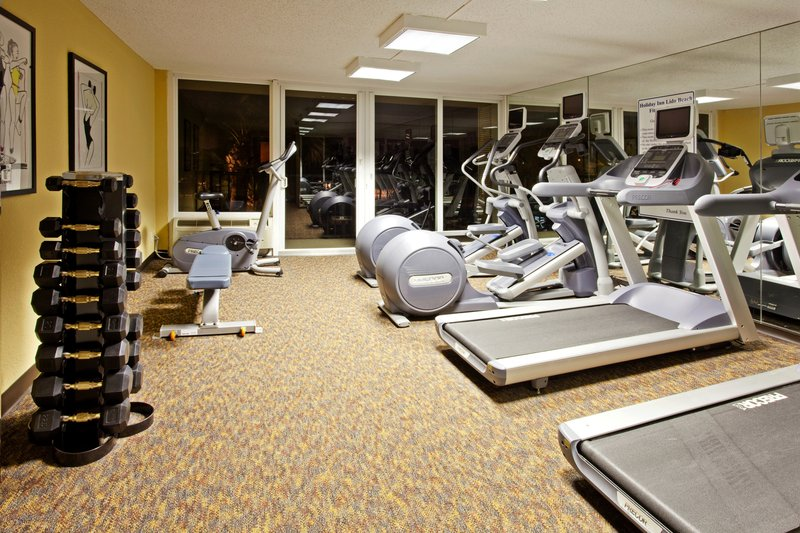 Lido Beach Holiday Inn-Fitness Center<br/>Image from Leonardo