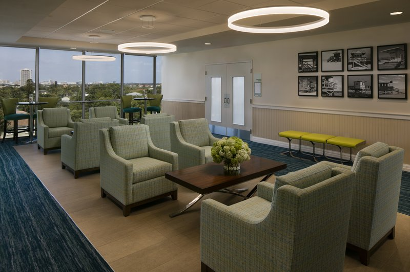 Lido Beach Holiday Inn-Pre-function Area<br/>Image from Leonardo