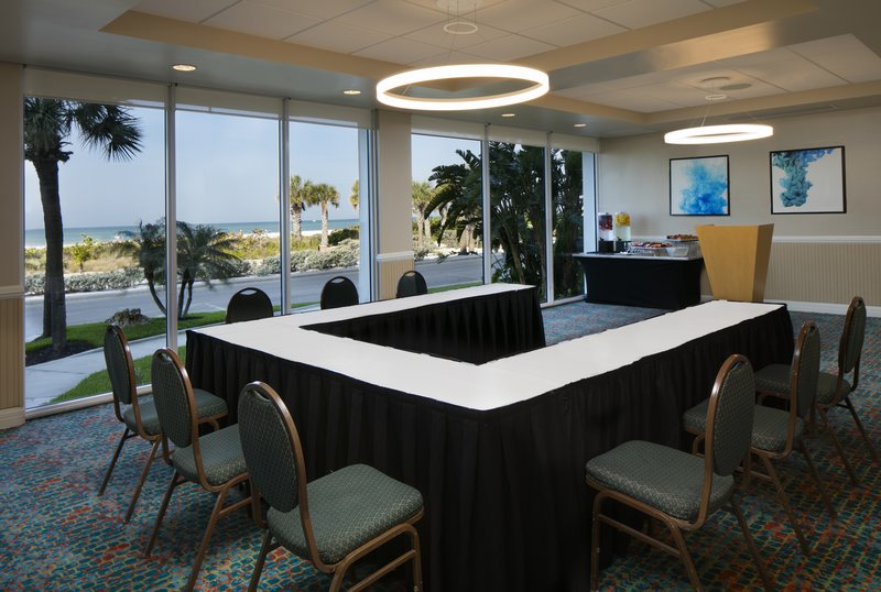 Lido Beach Holiday Inn-Meeting Room for Smaller Meetings<br/>Image from Leonardo