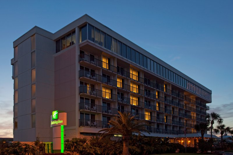 Lido Beach Holiday Inn-Hotel Exterior<br/>Image from Leonardo