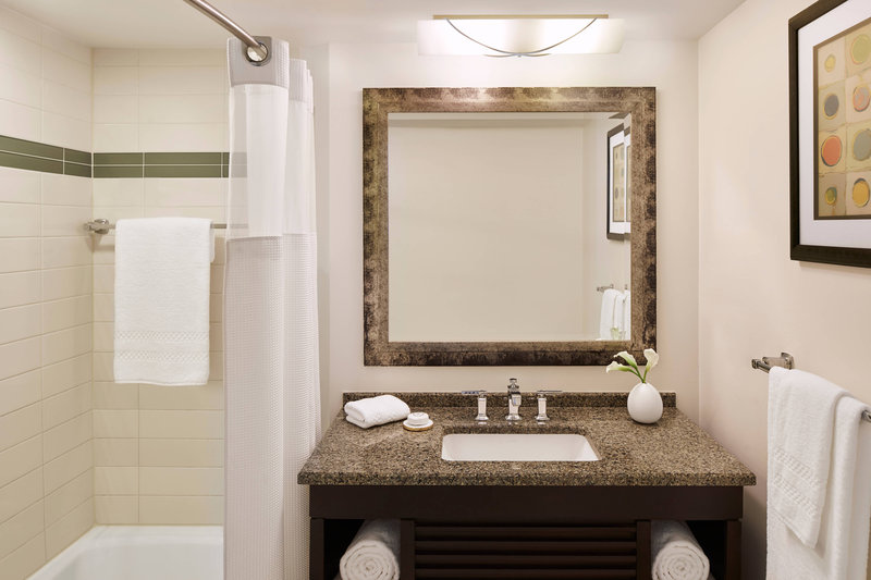 The Coral At Atlantis - Standard Guest - Bathroom <br/>Image from Leonardo