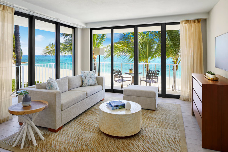 The Coral At Atlantis - Standard Regal Suite - Living Room <br/>Image from Leonardo