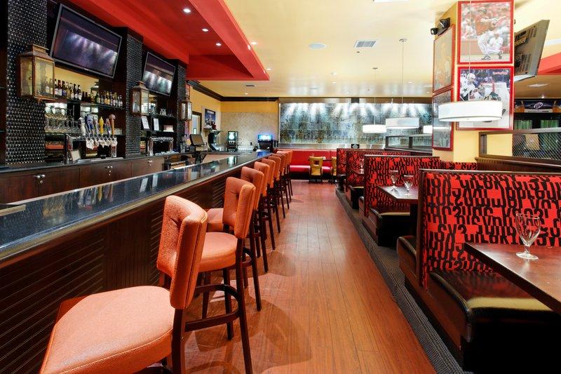 Holiday Inn Arlington NE-Rangers Ballpark-Bar & Restaurant Seating<br/>Image from Leonardo