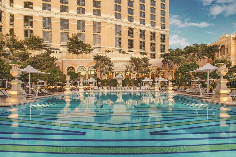 Bellagio-Bellagio Terrace Pool<br/>Image from Leonardo