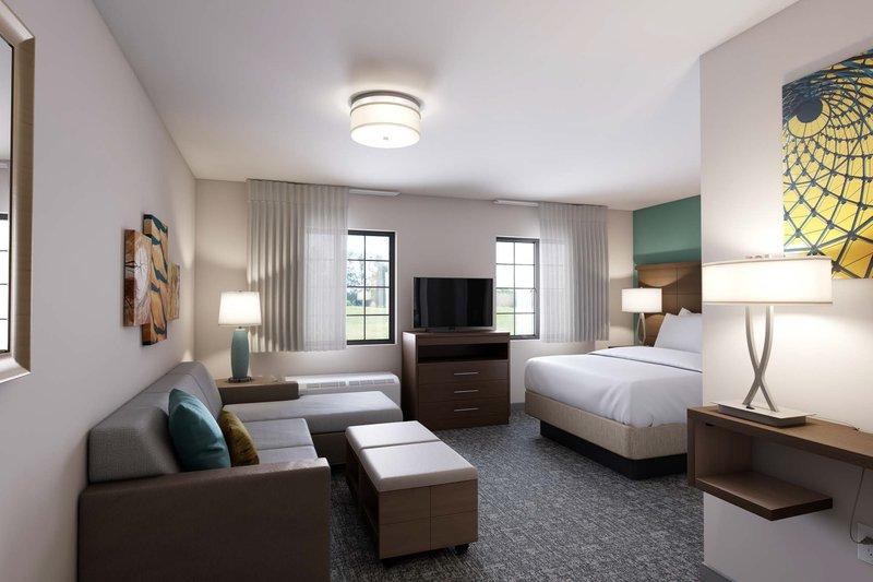 Holiday Inn Gwinnett Center-Guest Room<br/>Image from Leonardo