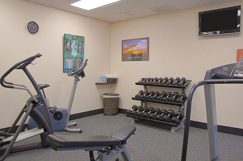Holiday Inn Hotel & Suites Vero Beach-Oceanside-Fitness Center<br/>Image from Leonardo