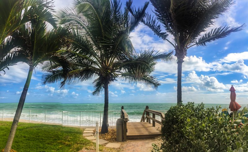 Holiday Inn Hotel & Suites Vero Beach-Oceanside-Our private beach access let's you explore our pristine beaches<br/>Image from Leonardo