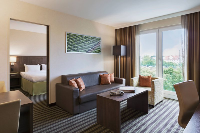 Courtyard Munich City East-Junior Suite - Living room<br/>Image from Leonardo