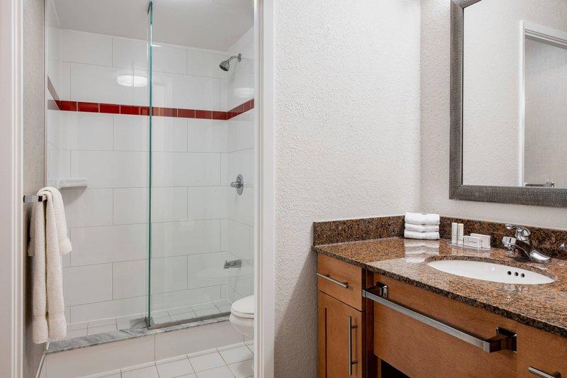 Residence Inn Kingston Water's Edge-Guest Bathroom<br/>Image from Leonardo