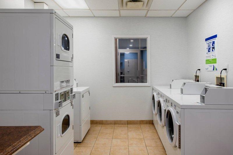Residence Inn Kingston Water's Edge-Guest Laundry<br/>Image from Leonardo