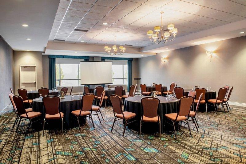 Residence Inn Kingston Water's Edge-St. Lawrence B Ballroom - Banquet Setup<br/>Image from Leonardo