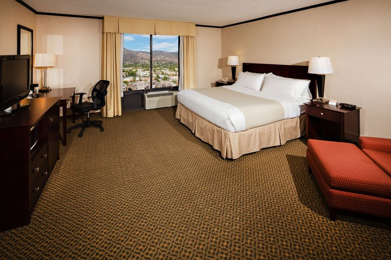 Holiday Inn Burbank - Media Center-Guest Room<br/>Image from Leonardo