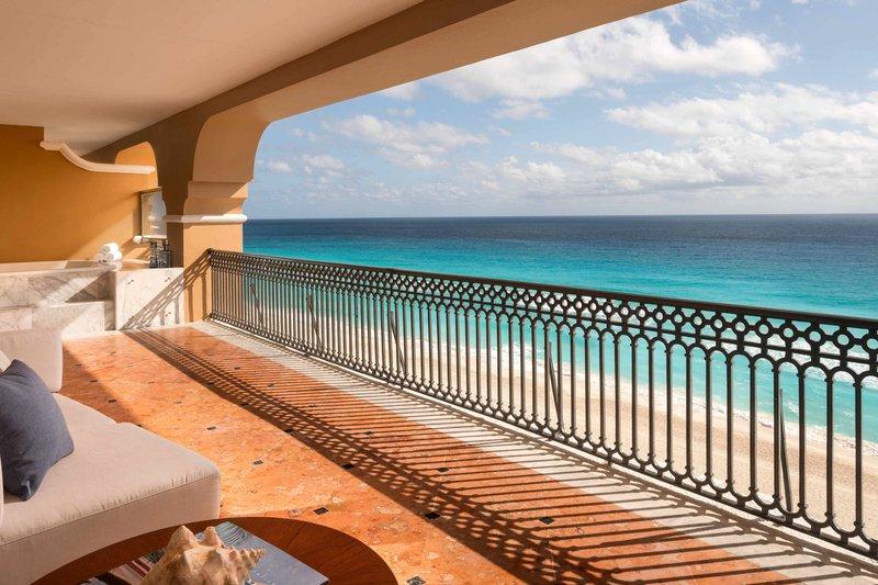 The Ritz-Carlton Cancun - Oceanfront Ritz-Carlton Suite <br/>Image from Leonardo