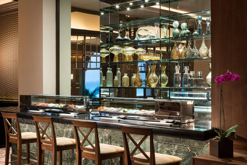 The Ritz-Carlton Cancun - Sushi Lounge <br/>Image from Leonardo