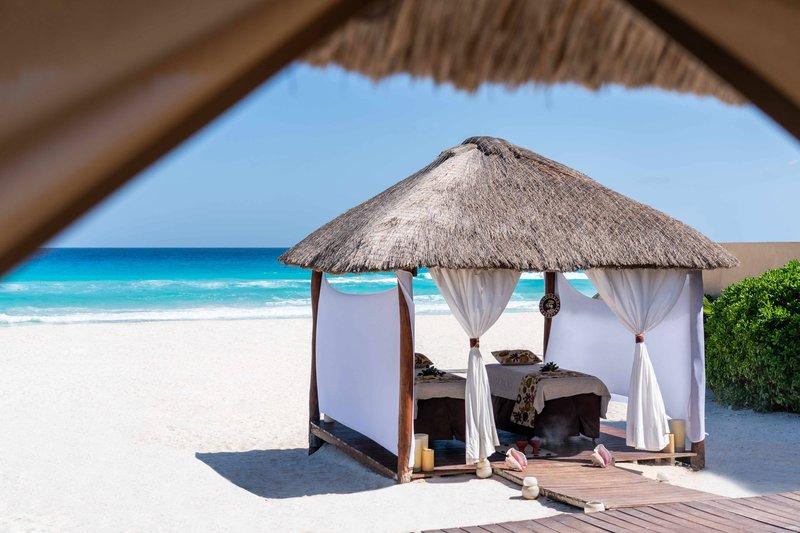 The Ritz-Carlton Cancun - Spa Mayan Beach Massage <br/>Image from Leonardo