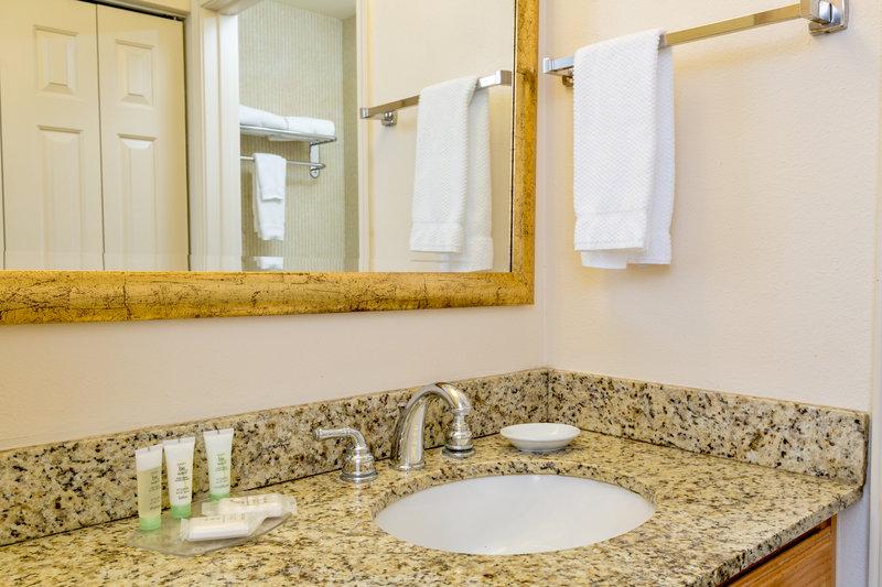 Staybridge Suites Brownsville-Standard Guest Bathroom<br/>Image from Leonardo