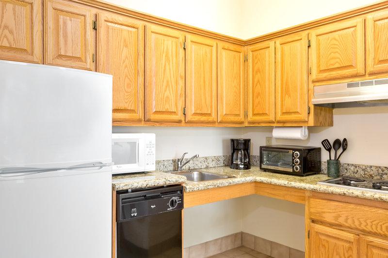 Staybridge Suites Brownsville-ADA/Handicapped accessible Suite kitchen<br/>Image from Leonardo