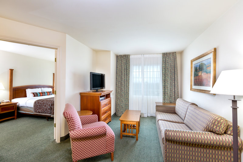 Staybridge Suites Brownsville-Two Bedroom Suite with One King and One Queen<br/>Image from Leonardo