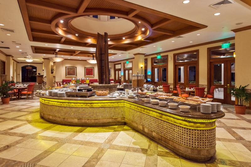 Crowne Plaza San Salvador-Breakfast Bar<br/>Image from Leonardo