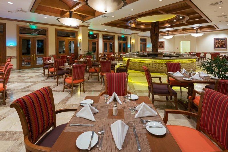 Crowne Plaza San Salvador-Restaurant<br/>Image from Leonardo