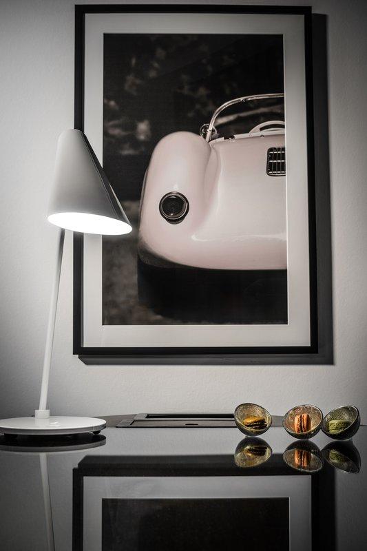Le Meridien Stuttgart-Guest Room Design<br/>Image from Leonardo