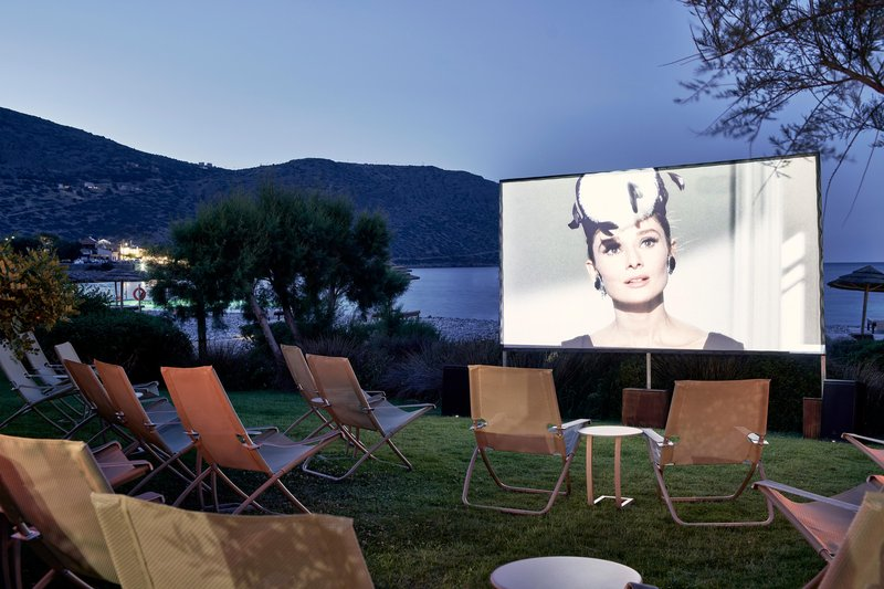Blue Palace; a Luxury Collection Hotel-Therino Open-Air Cinema<br/>Image from Leonardo