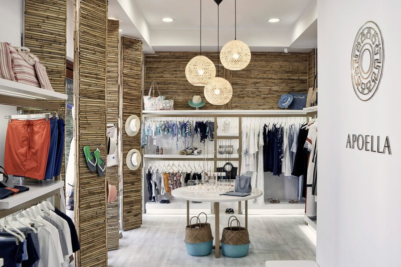 Blue Palace; a Luxury Collection Hotel-Apoella Beach Lifestyle Concept Store<br/>Image from Leonardo