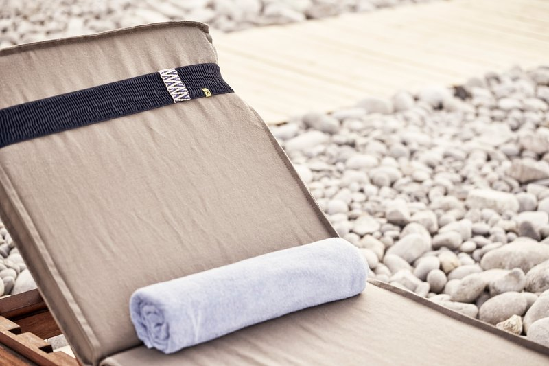 Blue Palace; a Luxury Collection Hotel-Beach Towel Holder by ADD+<br/>Image from Leonardo